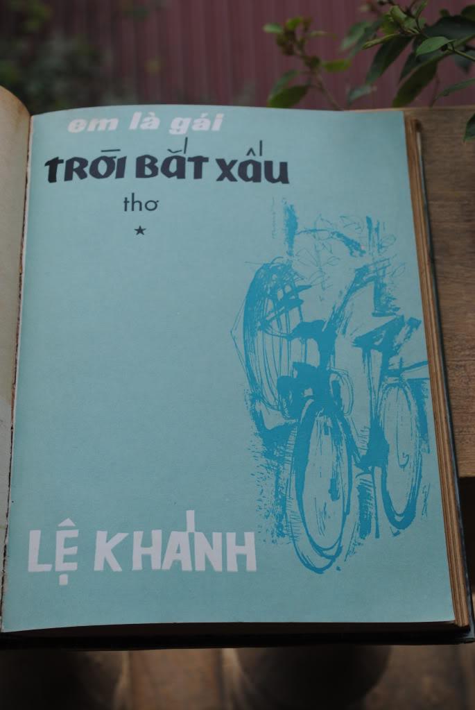 Bìa tập thơ ELGTBX quyển 1